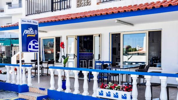Greek Pita Gourmet Albufeira Entrada