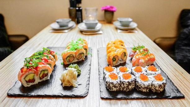 Letz Sushi Hellerup Föreslagen rätt