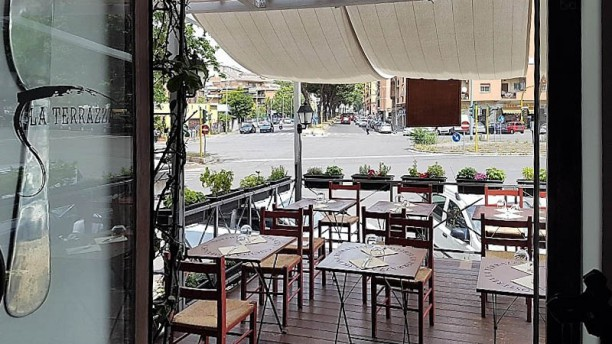 La Terrazza In Rome Restaurant Reviews Menu And Prices