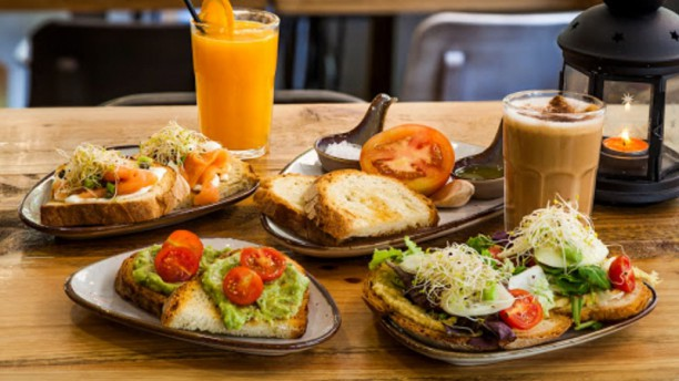 Metropolitan Café - Tallers Sugerencia de plato
