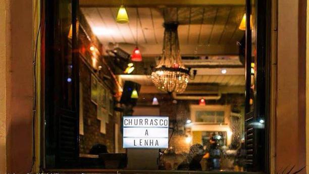 Cazota Bar Detalhe de decoração
