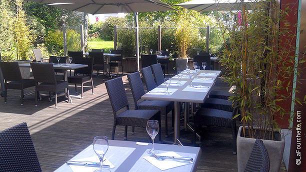 Le Comptoir Brasserie terrasse
