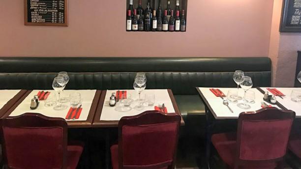 Mère Michèle Restaurant Vue de la salle