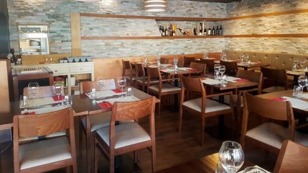 Brasserie La Pontaise Vue de la salle
