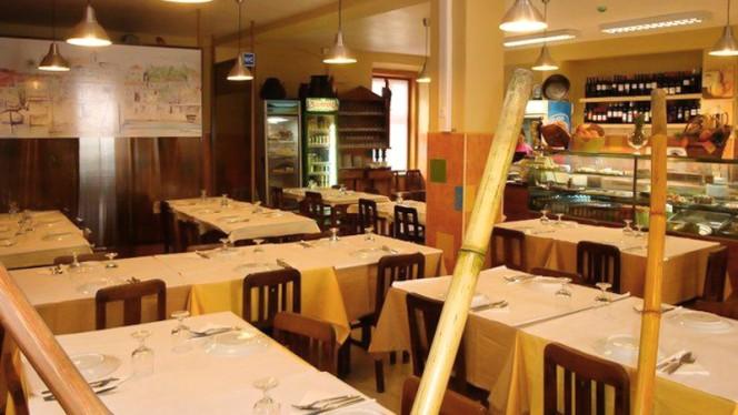 A Casa do Peixe ristorante mediterraneo a Setúbal in Portogallo