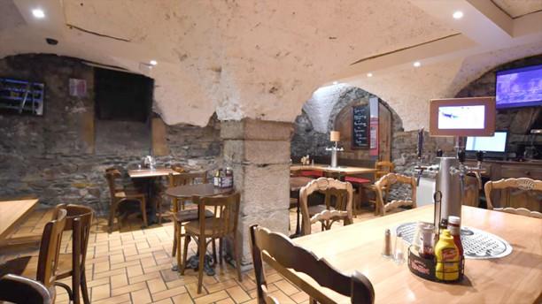 L'Alchimiste Vieux Lyon Vue de la salle