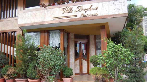 Villa Borghese Restaurante Villa Borghese