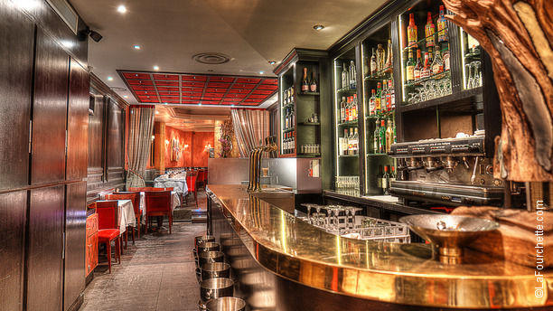 Cesar Restaurant  Avenue De Wagram  Paris