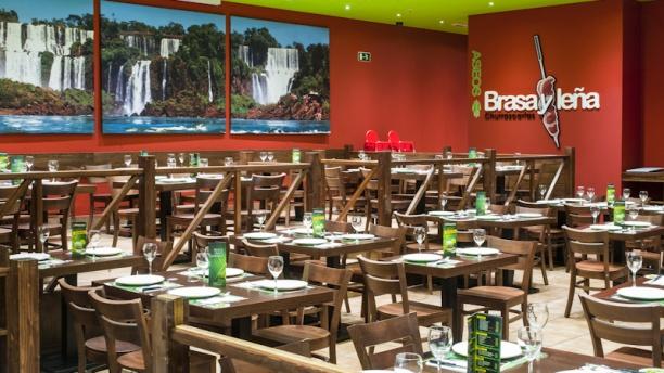 Brasayleña - La Vaguada Vista comedor