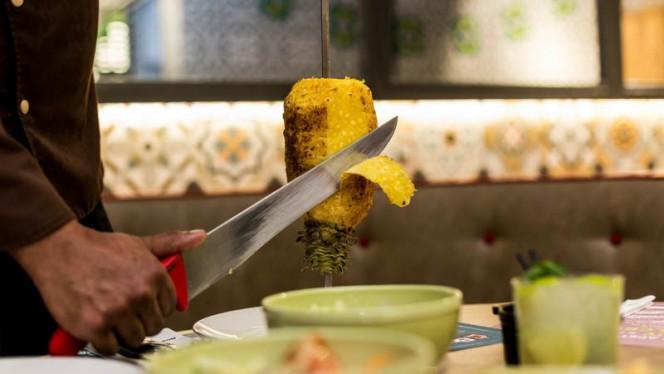 Sugerencia del chef - Brasayleña - La Vaguada, Madrid