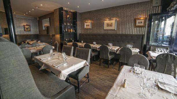 Le Veramente Restaurant  Ef Bf Bd Paris