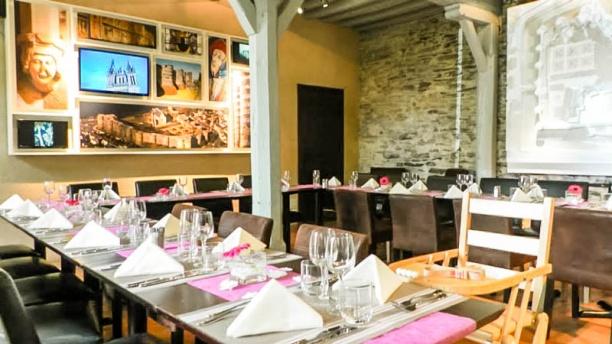Restaurant Monument Café Château Dangers à Angers 49100 Menu