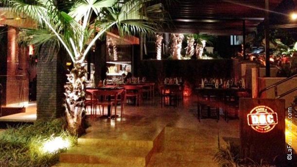 D.O.C. Food and Wine Bar RW. Terraça