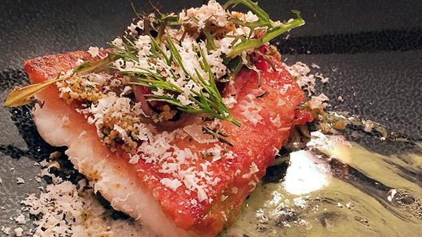The Fish Toko Suggestie van de chef