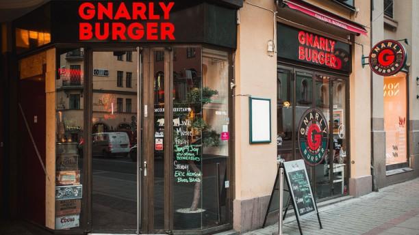 gnarly burger stockholm