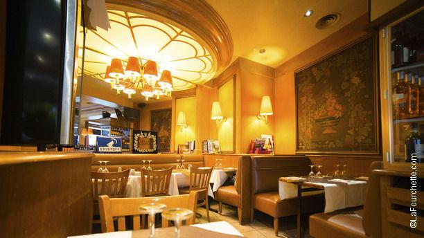 Restaurant le franc tireur paris 75017 arc de - Restaurant africain porte de clignancourt ...