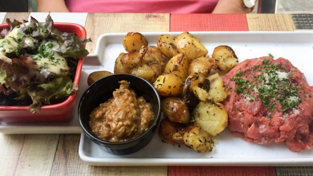 Rouge et Noir in Troyes - Restaurant Reviews, Menu and ...