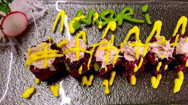Sushi Mori Suggerimento dello chef