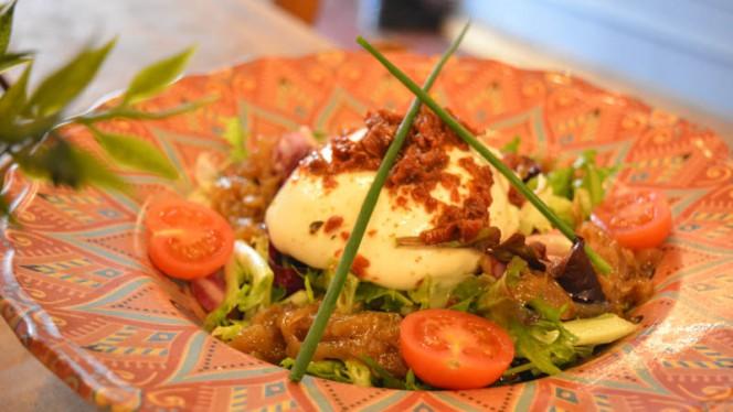 Sugerencia del chef - El Milagritos Gastrobar Flamenco, Sevilla