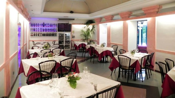Restaurant Park presso Hotel Villa Robinia Sala