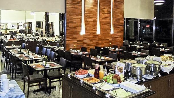 Hotel Blue Tree Premium - Goiânia sala