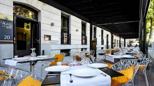 Mentidero De La Villa In Madrid Restaurant Reviews Menu