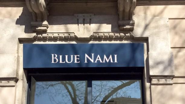 Blue Nami entrata