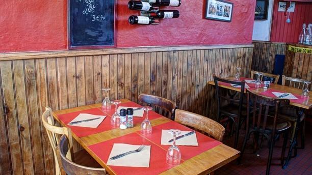 Restaurant Montesquieu Nantes