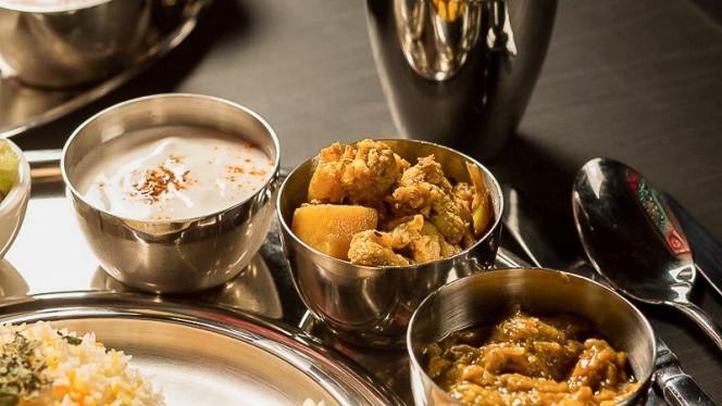 Suggestie van de chef - Indiaas Restaurant Mayur, Amsterdam
