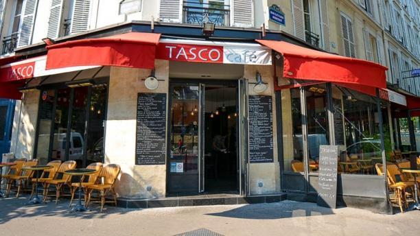 Tasco Café façade