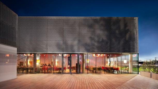 Le Comptoir JOA - Montrond-les-Bains Vue extérieure du restaurant