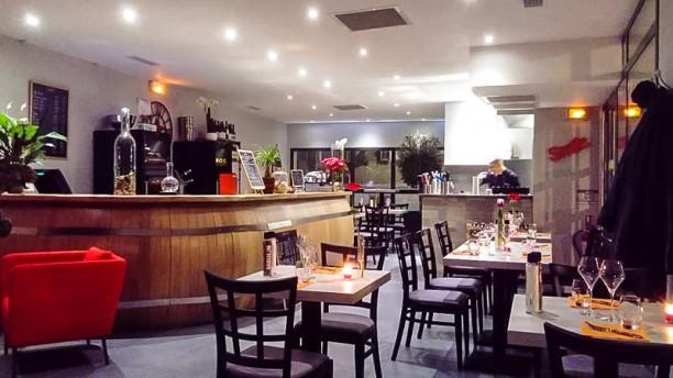 DelphWine Salle du restaurant