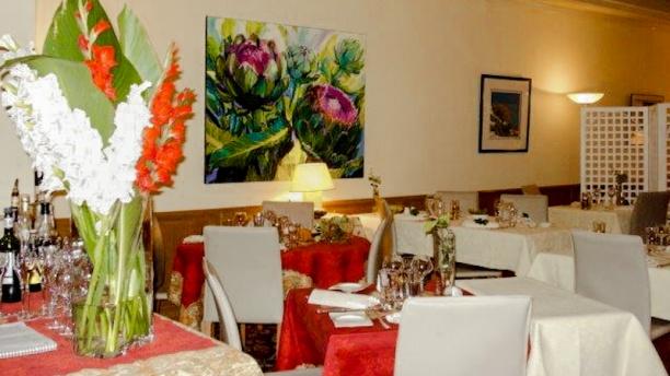 La Taverne Alsacienne Vue salle