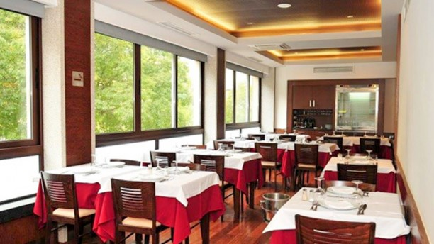 Colina Restaurante sala