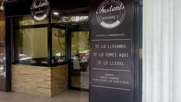 Instants Gourmet entrada