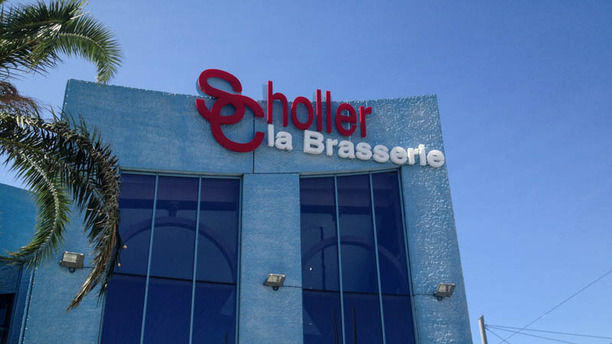 La Brasserie Scholler
