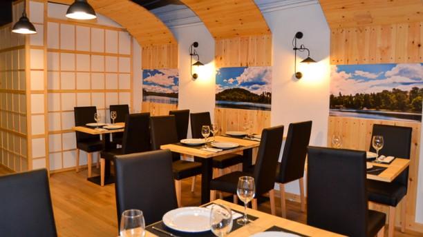 Ferro's Café - General Rodrigo Vista sala