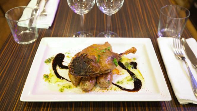 Suggestion de plat - La P'tite Brasserie, Bordeaux