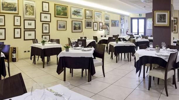 Buono Buono Sala del ristorante