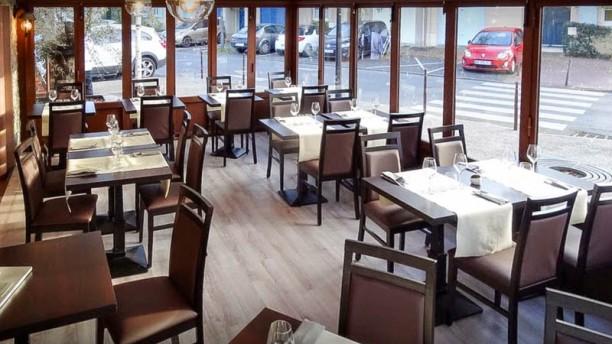 La Cavallina Salon du restaurant