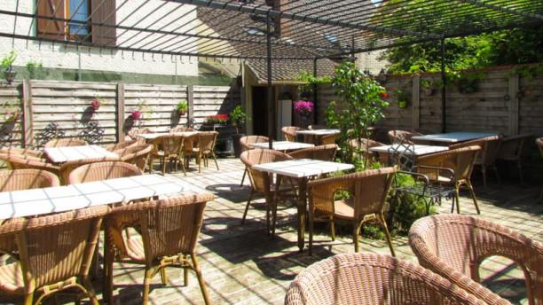 L'Auberge Espagnole Terrasse