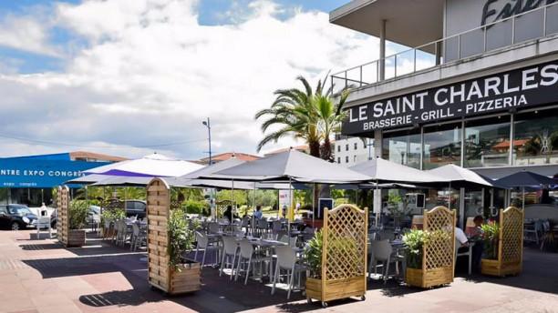 Le Saint-Charles Terrasse
