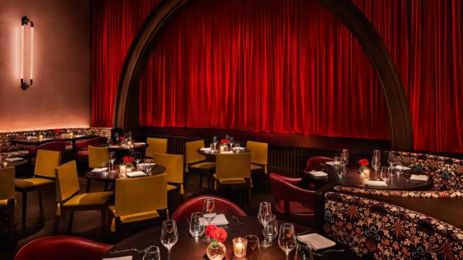 bar - Cabaret - The Barcelona EDITION Hotel, Barcelona
