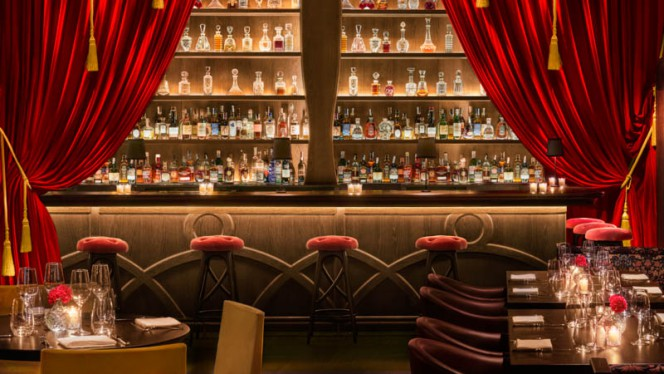 bar2 - Cabaret - The Barcelona EDITION Hotel, Barcelona