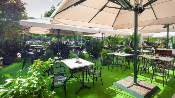 Restaurante El Espejo Nouveau En Madrid Recoletos Colón
