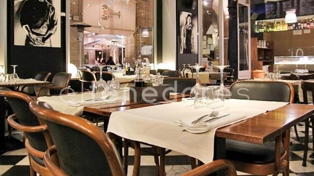 Mariscco reial em barcelona pre os menu morada e - Restaurante umo barcelona ...