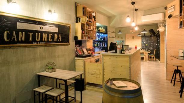 Cantunera Cafe & bistrot Vista sala