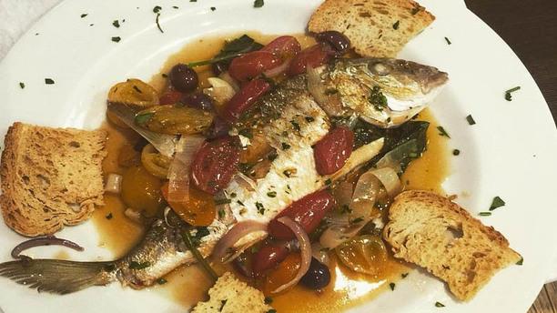 Riviera 25 Bistrot Suggerimento dello chef