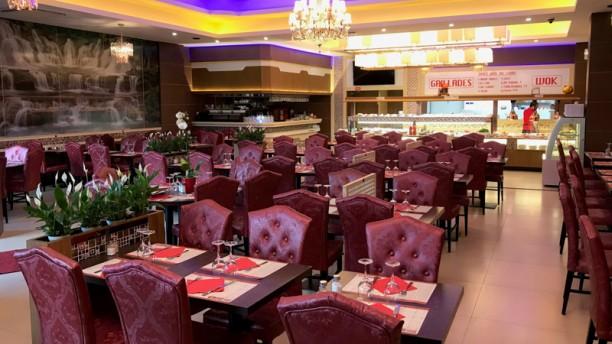 City Wok Salle du restaurant