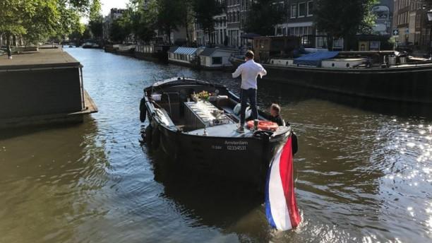 Pancake Boat Amsterdam Restaurant